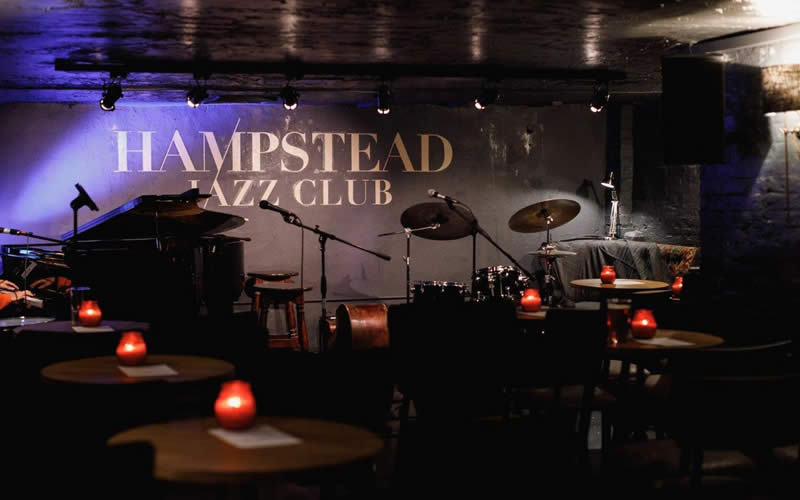 The Hampstead Jazz Club